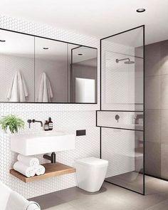 Awesome Scandinavian Bathroom Ideas (16)