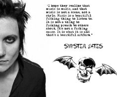 He's so beautifully fucking lyrical. Band Quotes, Music Quotes, Avenged Sevenfold Quotes, M Shadows, Jimmy The Rev Sullivan, Zacky Vengeance, Synyster Gates, Best Rock Bands, Quotes About Everything