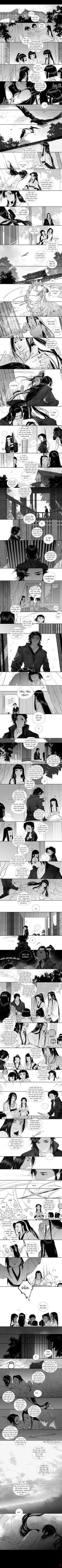 """Sơn Hà Nhân Gian 9 cuối cùng đã gặp r   Má Xuy keo kiệt Bồng Bồng và Tiểu Yến đến 1 cái ôm cũng không có là saooooo \("""">.,<)/"""