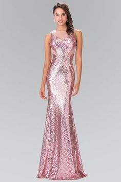 55f2448f5a Sexy all over sequins dress  GL2292 Prom Dresss - Simply Fab Dress Sequin Evening  Gowns