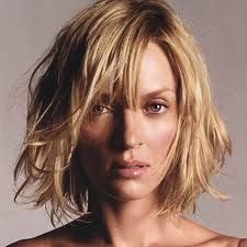 Love this hair style, Uma.