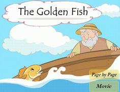 English    is    FUNtastic: The Golden Fish