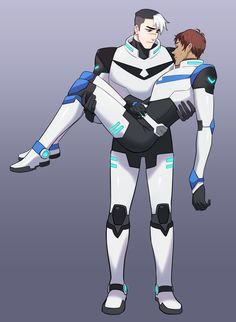 Voltron - Shiro x Lance - Shance