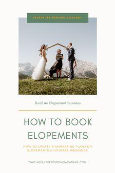Photography Business, Wedding Photography, Wedding Blog, Wedding Day, Southern Weddings, Elopements, Marketing Plan, Intimate Weddings, Getting Married