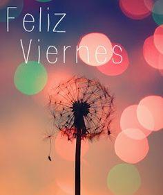 ¡¡¡ Feliz viernes a todos !!!