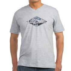 2207903724a5 Come Visit-Lake Tahoe-CA Men s V-Neck T-Shirt High Quality