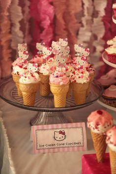 Otra idea para presentar cupcakes
