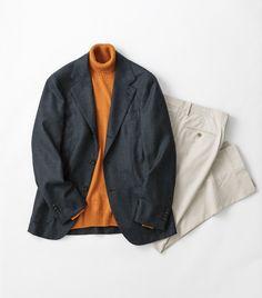 Blazer Fashion, Mens Fashion, Fashion Tips, Nick Picks, Suits And Sneakers, Business Fashion, Turtleneck, Winter Fashion, Menswear