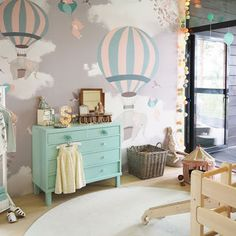 Adventure mint nursery