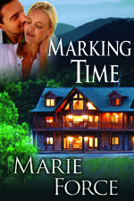 Guilty Pleasures Book Reviews: Review - Marking Time (Treading Water #2) by Marie Force