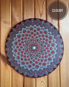 Mandala Painting, Dot Painting, Stone Painting, Mandala Dots, Painted Rocks, Doodles, Corner, Paintings, Rugs
