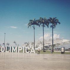 #cidadeolimpica by raquelccordeiro