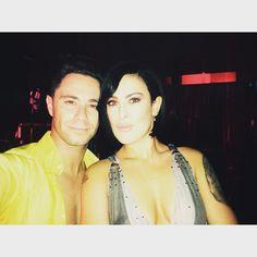 "Sasha Farber on Instagram: ""Guess who's back love this girl @ruelarue @dancingabc #dwtstour"""