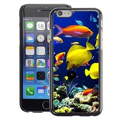 A-type Colorful Printed Hard Protective Back Case Cover Shell Skin for Apple (4.7 inches!!!) iPhone 6 / 6S ( Underwater Coral Reef Diving Scuba Fish). Elegant Lovely High Quality. Easy to install and remove. Ultra Slim and light weight, easy to carry. Unique design allows easy access to all buttons. Keep your cellphone safe and protected in style with this Case.