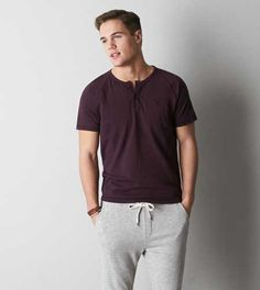 Shop men's clearance and sale clothing at American Eagle Outfitters to find your new favorite styles. Shop sale items including men's tops, jeans, shoes, accessories and more. Casual Shirts For Men, Men Casual, Boy Fashion, Mens Fashion, Clothes For Sale, Clothes For Women, American Eagle Men, Mens Outfitters, Lounge Wear