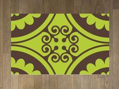 """Die Möbelfolie in dem Design """"Ornament Dark 3"""" für deine #IKEA Möbel #ikeahack #Designfolie #Dekorfolie"""