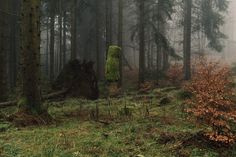 """Eerie and beautiful, the REM series made by Cologne-based photographer Florian W. Mueller explores dreams' specific blend of real and surreal elements. The photographs allude to the nature of sleeping states in a subtle way, with a strikingly effective effect. """"Exploring dreams has always fascinated me. Especially the dreams in which one has the guess …"""