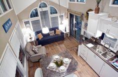Kropf Island Series park model home