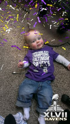 Paint the world purple with the Baltimore Ravens! #BaltimoreRavens #Ravens #SuperBowl