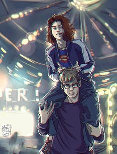 """Ferris Wheel""Armand & Daniel"