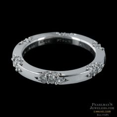 From the Michael B Lace Collection. This flat sided lace is set with of diamonds. This is the matching wedding band for the and can be worn as guards and stackables. This band measures approximately in width. Jade Stone Jewellery, Jewelery, Silver Jewelry, Sapphire Bracelet, Gemstone Bracelets, Silver Bangles, Sterling Silver Bracelets, Jewelry Accessories, Jewelry Design