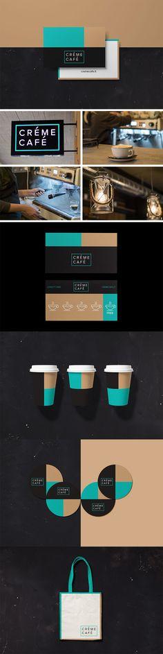 Creme Cafe by Bogdan Kociuba