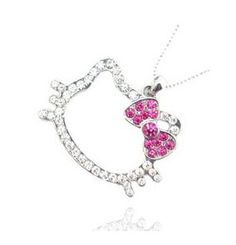 fe0a3e325 179 Best Hello Kitty images in 2013 | Drop necklace, Pendant ...