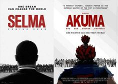 Coning soon: Selma 'One Dream Can Change The World'/ Akuma 'One Fighter Can Change The World'