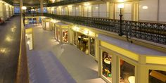 You Can Now Live Inside America's First Shopping Mall for $550 a Month