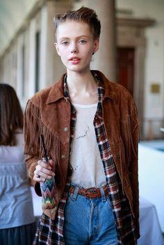 Fringe #Frida Gustavsson