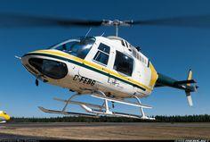 Bell 206B JetRanger II aircraft picture