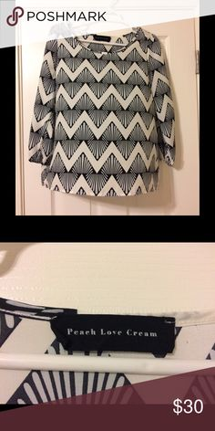 🎀HOT PICK🎀ANTHROPOLOGIE sheer, printed blouse ANTHROPOLOGIE sheer, printed blouse- lightly worn- no rips, stains, or signs or wear. Anthropologie Tops Tees - Short Sleeve