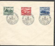 DEUTSCHES REICH - MICHEL nr 686-8 MICHEL EURO 40.- (339) oppføring i Tyskland & koloniene,Europa,Frimerker kategorien på eBid Norge Euro, Postage Stamps, Deutsch