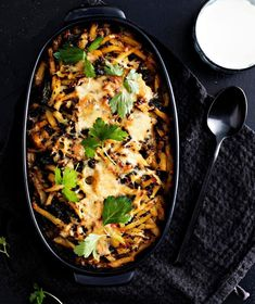 Mummon jauhelihaperunalaatikko   Liha, Padat ja laatikot   Soppa365 Paella, Tofu, Pesto, Curry, Ethnic Recipes, Curries