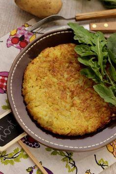 Rosti di patate vegetariano | Tempodicottura.it