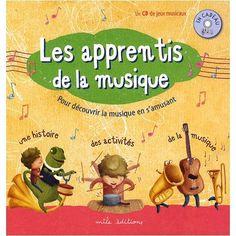 les apprentis de la musique Music Ed, Cycle 3, Elementary Music, Learn French, Free Ebooks, Audio, Teaching, Baseball Cards, Education