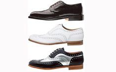 Women's Burwood brogues