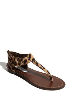 steve madden sandals --- so cute!