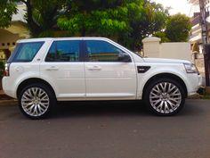 Freelander 2 Khan Freelander 2, Land Rover Freelander, Luxury Suv, Range Rover, 4x4, Automobile, Land Rovers, Vehicles, Board