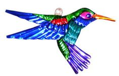 Mexican hummingbird ornament
