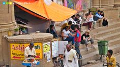 Assi is not just a place.. Assi is lifestyle (Banaras, India)