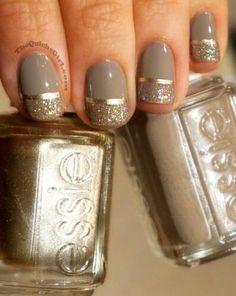 Grey/Glitter