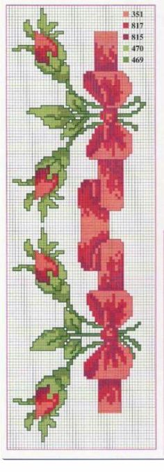 Bows Crossstitch