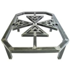 3Cubed Coffee Table by Boltz | Coffee Tables | Boltz Steel Furniture
