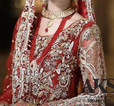 Bridal Suits Punjabi, Pakistani, Brides, Kimono Top, Tops, Dresses, Women, Fashion, Vestidos