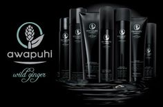 Love this line! It smells amazing...my favourites are the styling oil and sea salt texture spray.