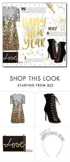 """""""Happy new year! xx"""" by ana-a-m ❤ liked on Polyvore featuring Dolce&Gabbana and Lanvin"""