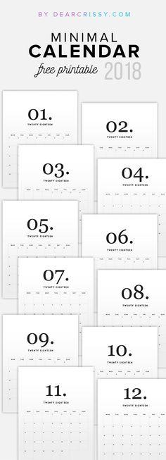 Free Printable Calendar  Free Printable Monthly Calendar