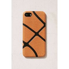 Understated Leather Modern Basketball iPhone 7 Case ($28) ❤ liked on Polyvore featuring home, home decor, modern home accessories, modern home decor and mod home decor