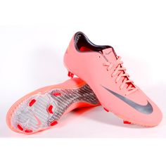 Nike Mercurial Vapor VIII FG Mango fotballsko